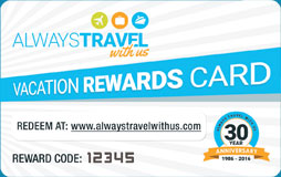 Vacation Rewards Card